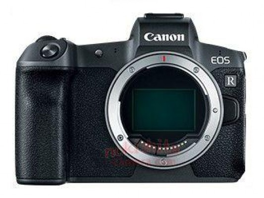Canon EOS R Full-frame Mirrorless Camera and 4 RF Mount Lenses To Be Announced on September 5th? (Rumour)