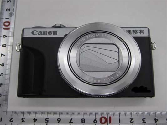 Canon PowerShot G7 X Mark III (Rumour)