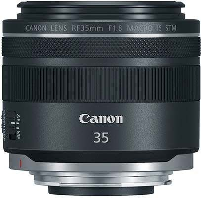 Canon RF 35mm f/1.8 IS Macro STM Review