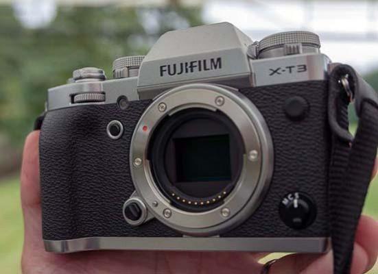Fujifilm X-T3 First Impressions