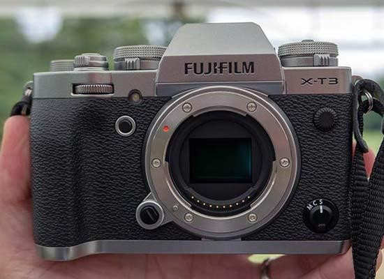 Fujifilm X-T3 Hands-on Photos