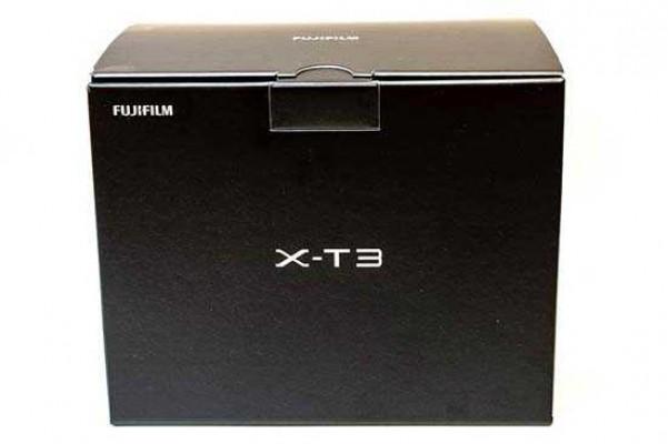 Fujifilm X-T3 Unboxing