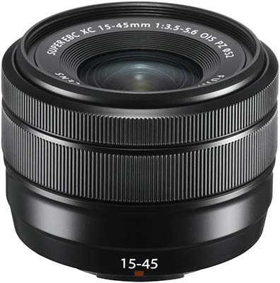 Fujifilm XC 15-45mm F3.5-5.6 OIS PZ Review