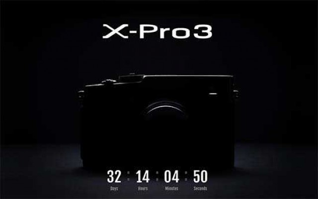 Fujifilm X-Pro3 Mirrorless Camera in Development, Specs, Pricing and Availability