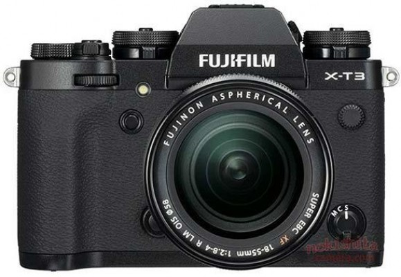 Fujifilm X-T3 APS-C Mirrorless Camera To Be Announced on September 6th? (Rumour, Images and Specs)