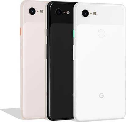 Google Pixel 3 and Pixel 3XL