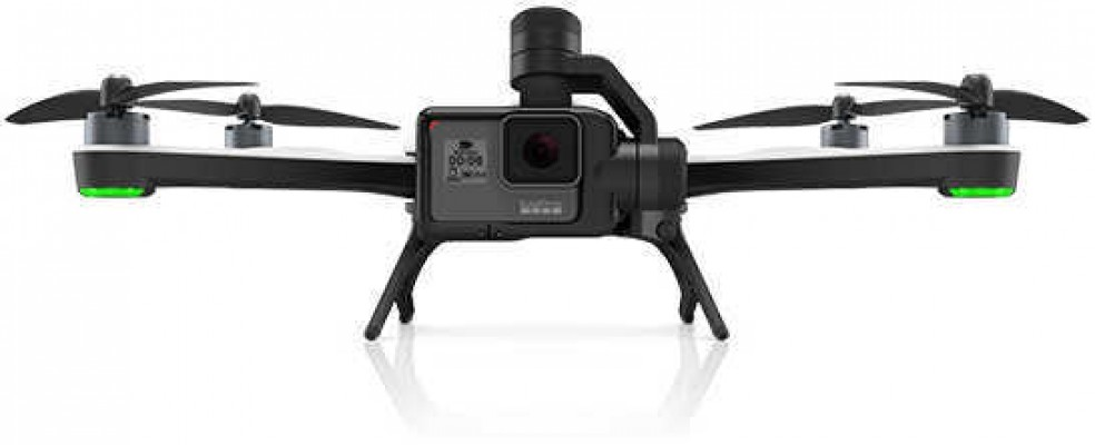 GoPro Exits Drone Business, Sacks 300 Employees, Reduces HERO6 Black to $399