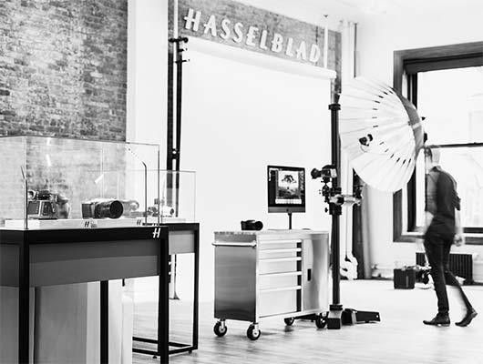 Hasselblad Opens New York Studio, Partners with DJI