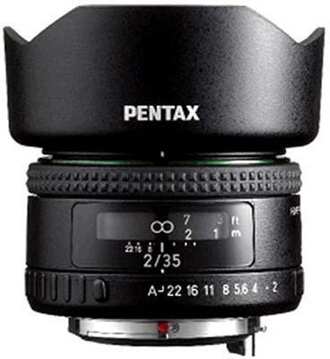 HD PENTAX-FA 35mm F2 Lens for Pentax DSLRs