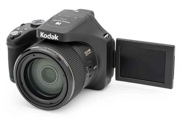 Kodak PixPro AZ1000 and WPZ2