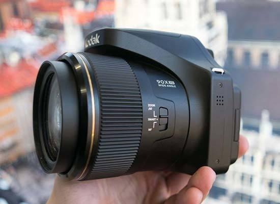 Kodak PixPro AZ901 Review