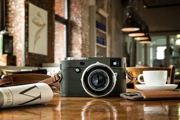 Limited Edition Leica M10-P 'Safari'