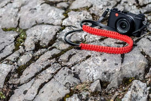 Leica Paracord Strap by COOPH