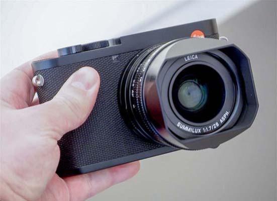 Leica Q2 First Impressions