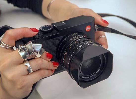 Leica Q2 Hands-on Photos