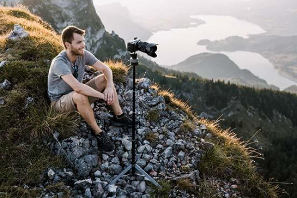 Lumapod is the Fastest and Most Compact Tripod in the World