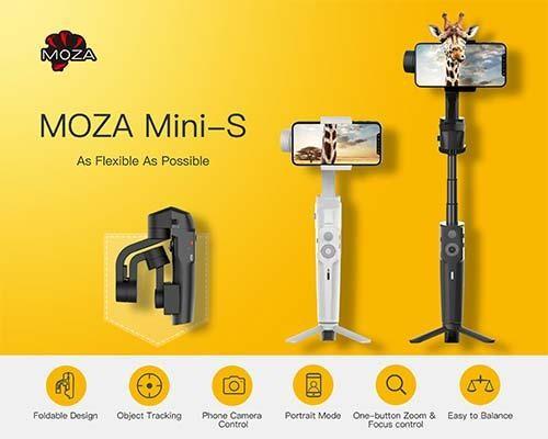 MOZA Mini-S 3-Axis Smartphone