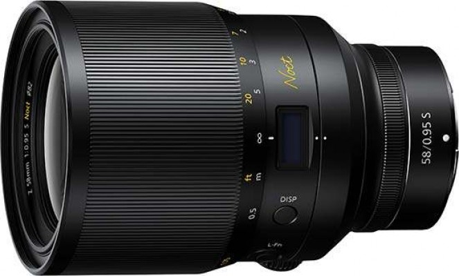 NIKKOR Z 58mm f/0.95 S Noct Officially Announced Priced at £8,299 | Photography Blog