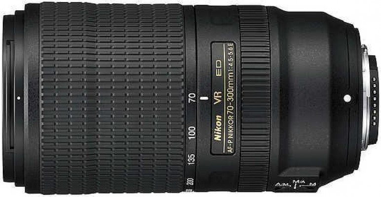 Nikon AF-P Nikkor 70-300mm f/4.5-5.6E ED VR Review