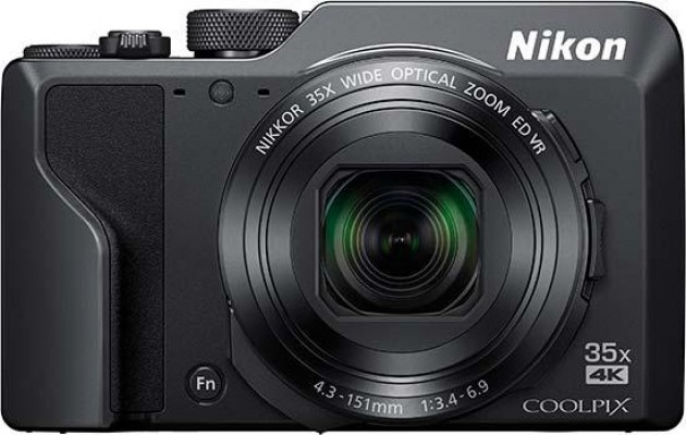 Nikon Coolpix A1000 Super-Zoom Compact Camera