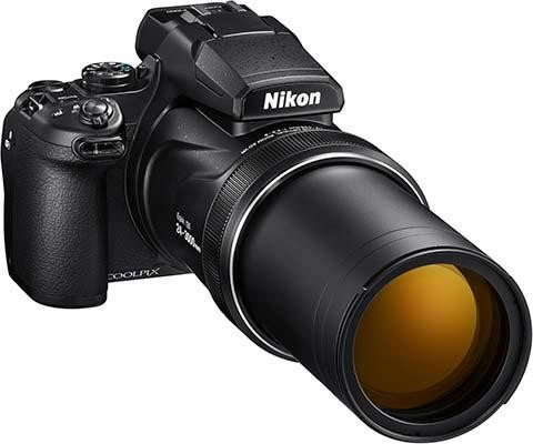 Nikon Coolpix P1000 Offers 125x, 24-3000mm Zoom