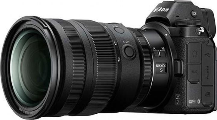 Nikon Z 24-70mm f/2.8 S Review