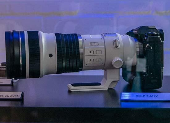 Olympus 150-400mm F4.5 Hands-on Photos