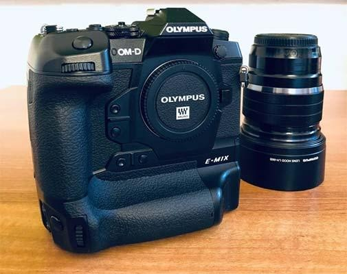 Olympus OM-D E-M1X Sports Camera Launches on January 24th