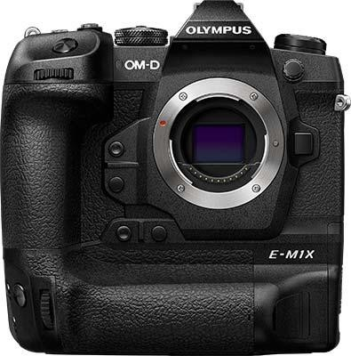 Olympus OM-D E-M1X Professional Mirrorless Camera