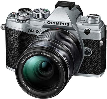Olympus OM-D E-M5 Mark III Priced at £1,355.60, Available on November 18th, Full Specifications