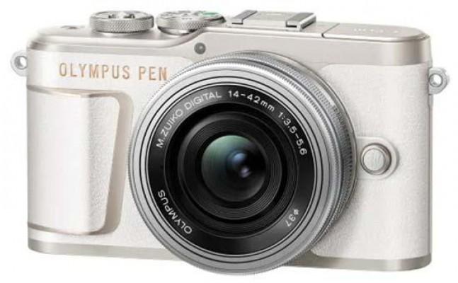 Olympus PEN E-PL10 Entry-Level Micro Four Thirds Mirrorless Camera