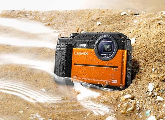 Panasonic Lumix FT7​ Tough Camera