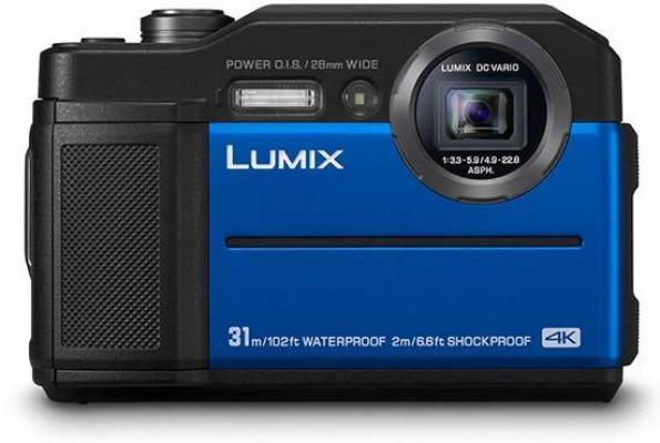 Panasonic Lumix FT7 Review