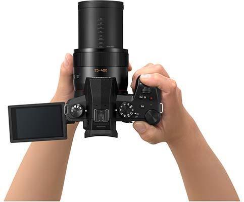 Panasonic LUMIX FZ1000 II Super-zoom Camera