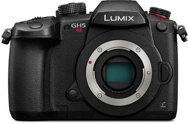Panasonic LUMIX GH5S Compact System Camera
