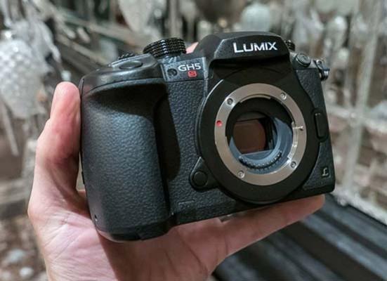 Panasonic LUMIX GH5S First Impressions