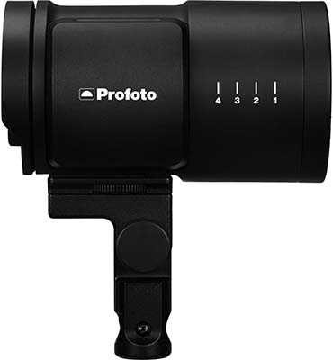 Profoto B10 is its Lightest and Smallest Off-camera Flash