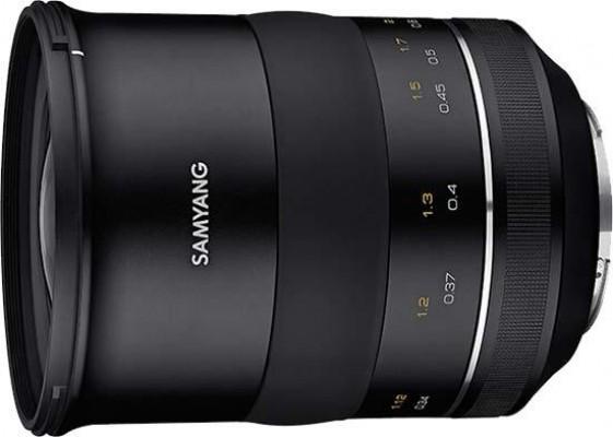 Samyang XP 35mm F1.2 for Canon EF