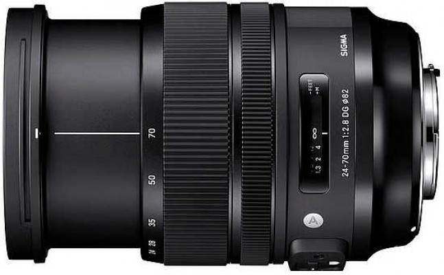 Sigma 24-70mm F2.8 DG OS HSM Art Firmware Update