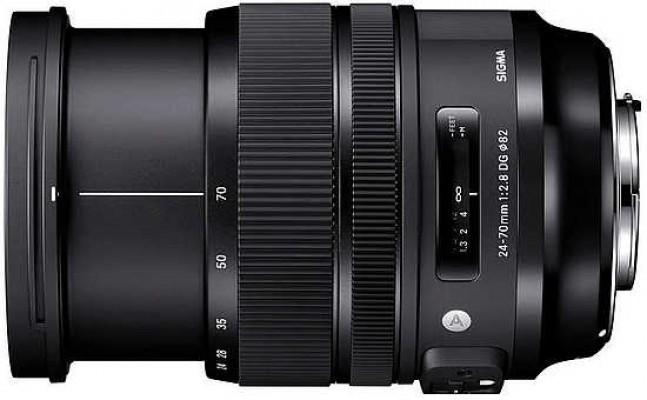 Sigma 24-70mm F2.8 DG OS HSM Art Firmware Update
