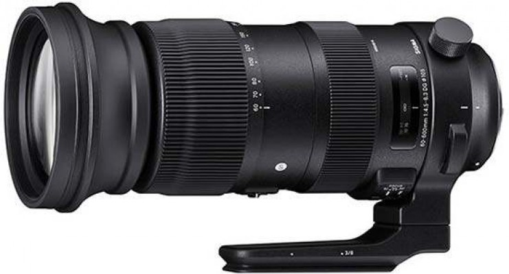 Sigma 60-600mm F4.5-6.3 DG OS HSM Sports Now Available
