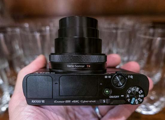 Sony Cyber-shot RX100 VII Review - First Impressions | Photography Blog