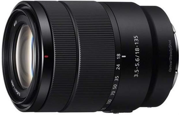 Sony E 18-135mm f/3.5-5.6 OSS Review