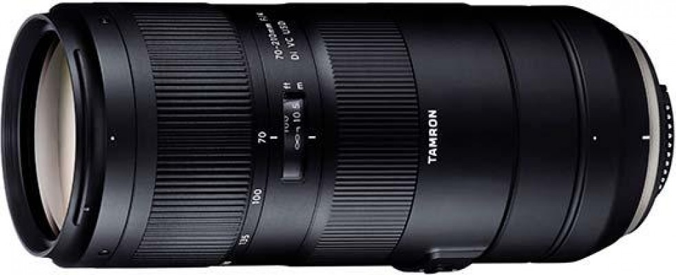 Tamron 70-210mm F/4 Di VC USD Review