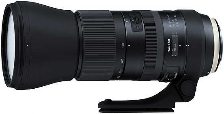 Tamron 150-600mm Lens Now Compatible with Canon EOS R