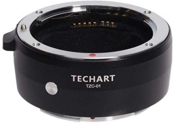 Techart Canon EF - Nikon Z Autofocus Adapter   Photography Blog
