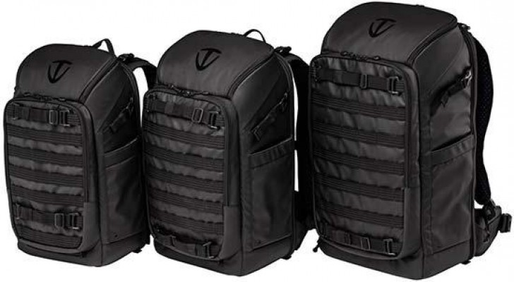 Introducing the Axis, Tenba's Toughest Camera Backpacks