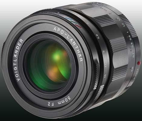 Voigtlander 50mm F2 APO-Lanthar for Sony E-Mount | Photography Blog