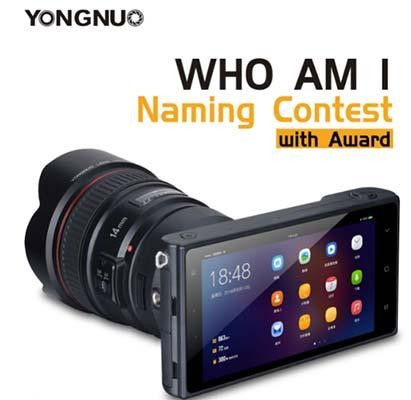Yongnuo Mirrorless Camera in Development