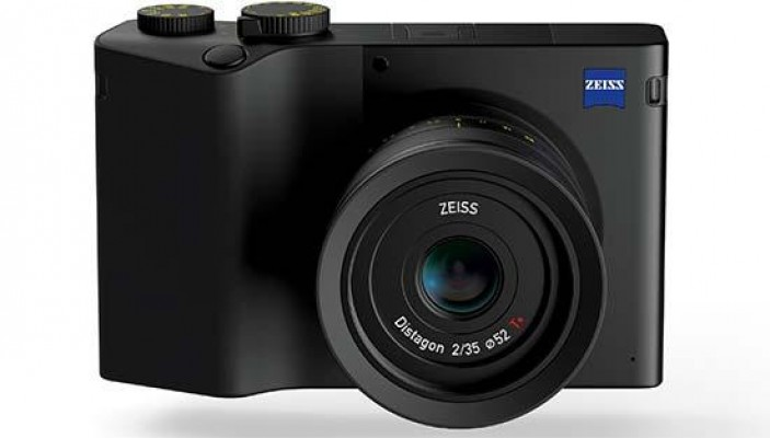 Zeiss ZX1 Hands-on Video